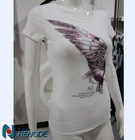 OEM custom t-shirt bulk items t shirt polo shirt clothes manufacturer T201365