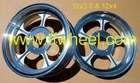 Motorcycle wheel 12x3.5&12x4