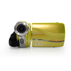 sinosells wholesale HDV-338 Portable DV-16.0 MP-10X Digital Zoom-3.0 Inch LCD Screen-NP40 Battery/4 AAA Batteries