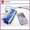 GSM Security Alarm System with mini remote control switch on/off home appliance and equipment by a SMS