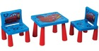 Children table set,plastic table and chair