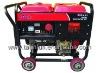 Tri-phase diesel generator