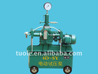 Electric Hydraulic pressure test pump in 4D-SY 3.5-60MPa series