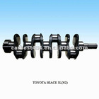 AUTO ENGINE PARTS(CRANKSHAFT) FOR TOYOTA HIACE 3L