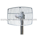 3.5GHz 19dBi Grid Parabolic Antenna