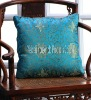 2012 Tapestry Silk Back Cushion