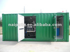Deutz series gas generator set ( 300kw with canopy & chp system )