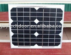 10W sloar panel for dc sliding gate operator