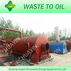 2012 Top tech scrap tyre pyrolysis plant for Cap-6to12MT
