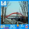 steel structural viaduct bridge bridge in city