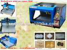 2012 Newest Wood mini cnc router with crust