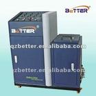 Hot melt glue applicator for tape production line