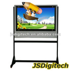 """3D Advertising Player 55"""" glasses free 3D autostereoscopic display"""