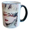 15oz Rim Handle Mugs Imprint customed service