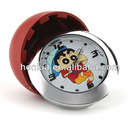 High Quality Table Hidden Clock Camera with Motion Detection Function