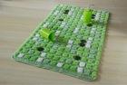 acrylic bathroom bath mat