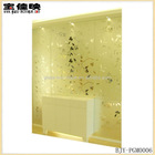 Gold Decorative Glass