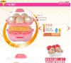 2012 new arrival perfect pink, yellow, white color egg steamer machine for seven eggs