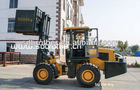 4WD All Terrain Forkklift 4x4 CPCY50 Rough Terrain Forklift for sale
