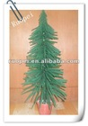 Artificial chrismas tree (Decorated at Christmas time)