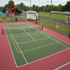 tennis court modular mobile flooring