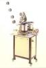 Machinery:Auto pin & box fixing machine ( open end) metal zippers