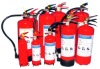 PORTABLE ABC DRY POWDER FIRE EXTINGUISHER