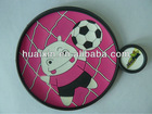 Wise Pig promotional rubber coaster