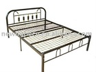Double mesh bed