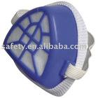 Plastic dust mask/face mask