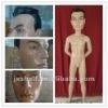 big head fiberglass mannequin
