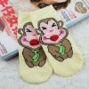 GJ-019 2011 fashional charming animal face sock with various novel designs available