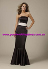 2010 newest fashion long evening dress