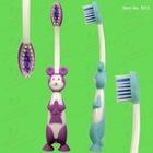 cartoon design kids' toothbrush