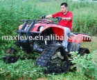 Rubber Track System for ATV,UTV,SUV,pickup truck, car