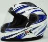 Motorcycle helmet, DOT/ECE Helmet, Full Face Helmet(XH-D09)
