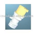 Cee Plug (SY013-4) /cee plug/ip44 cee industrial plug socket/cee 7/16 european plug/industrial plug and socket
