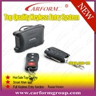 passive keyless entry system with window closer output