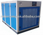 Rotary screw compressor, Screw air compressor, Industrial compressor, air compressor(55~132KW, 74~177HP )