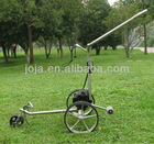 Titanium germany golf trolley with remote control, lithium battery