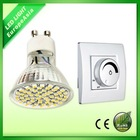 60SMD 4W Dimmable Led Bulb