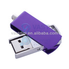 Promotional Metal Swivel Usb Stick /metal USB