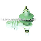 Polymeric Housed Metal-Oxide 12KV Surge Arrester without GAPS (YH5W-3)