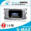Autoradio with GPS for FORDS-MAX( 2008-2010 )