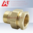 Brass Union Connector Pipe Fitting