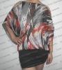 (code: 100292) Plus size chiffon blouses