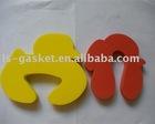 Eva door clamp protect children products