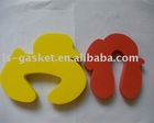 Eva door clamp protect children products