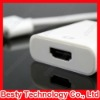 30 Pin Dock Connector to HDMI Adapter Cable for New iPad iPad3&iPad2 iphone 4&4S iPod Touch