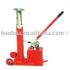 Manual Hydraulic Jack-up Machine